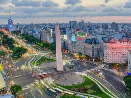 Cierre de Fronteras Argentinas