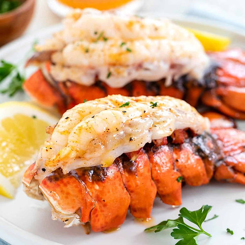 10 Lobster tails