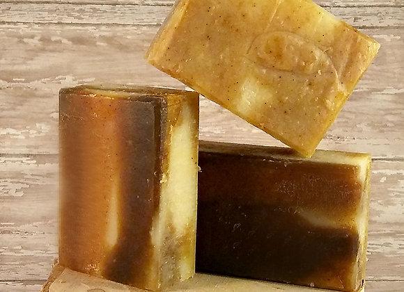 Turmeric & Green Tea Face Soap