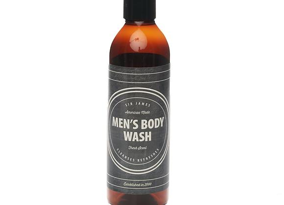 Sir James Men's Body Wash