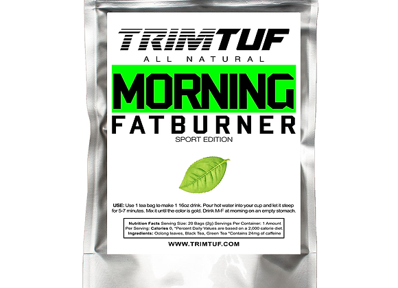 Morning Fat Burner Tea
