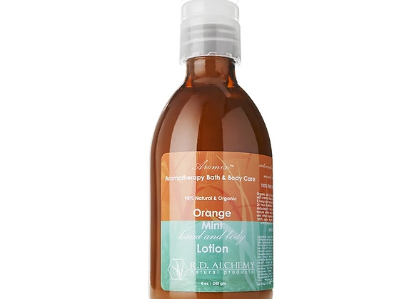 Orange Mint Body Lotion