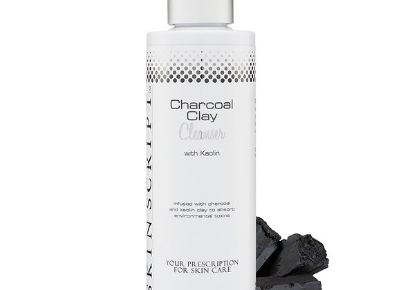 Charcoal Clay Cleanser 2oz