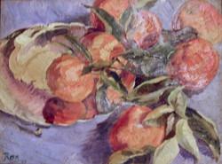 Citrus Fruit by Ronald C Bell