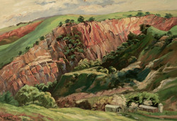 Quarry 4 by Ronald C Bell