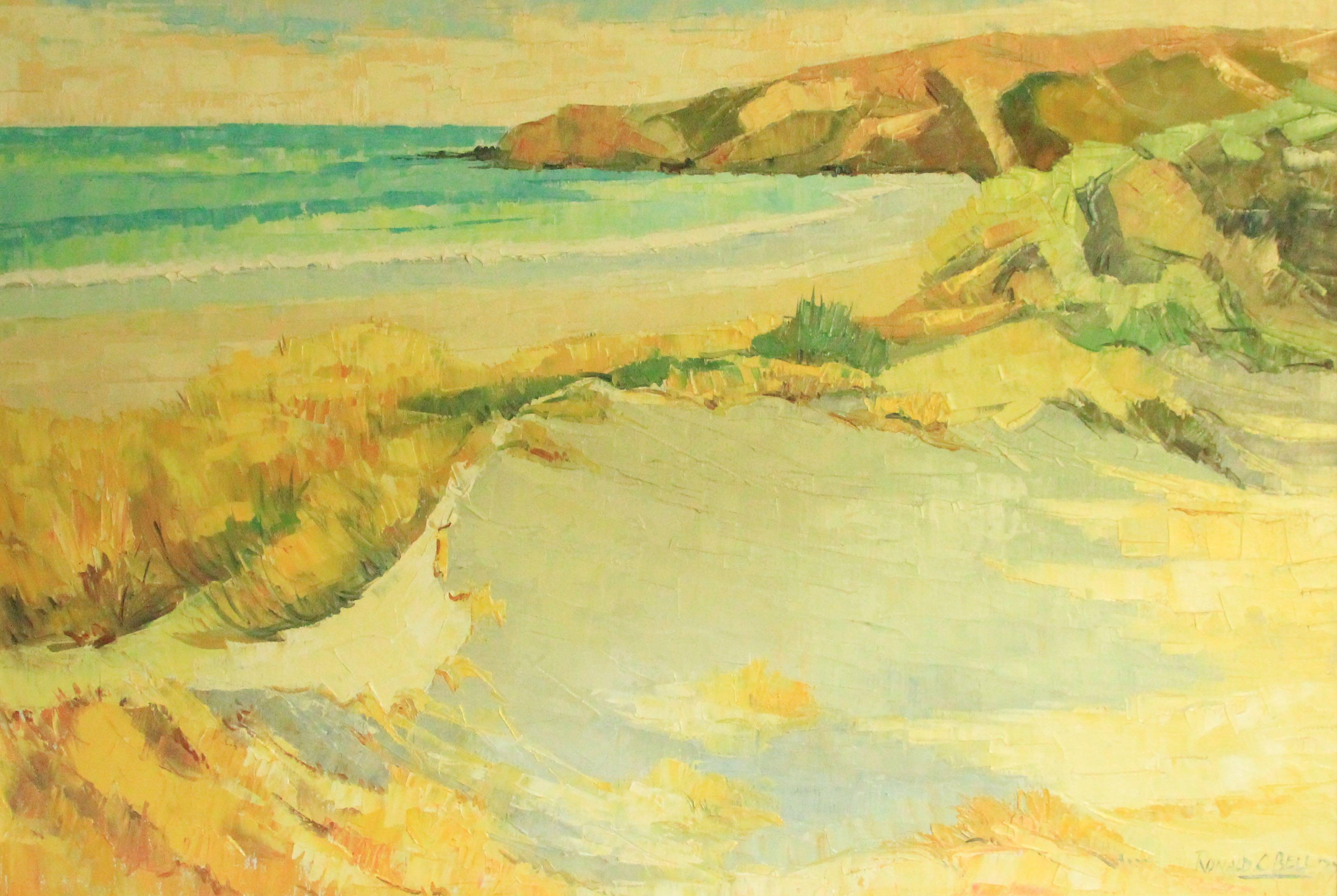 Snellings Beach by Ronald C Bell