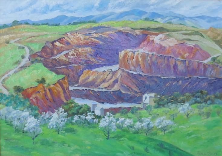 Quarry 1, Ronald C Bell