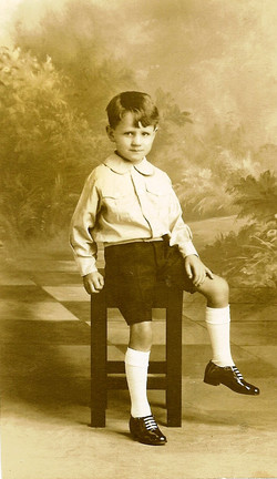 Ronald C Bell @ 4 years