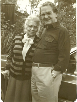 Ronald & Ruby in late 1990