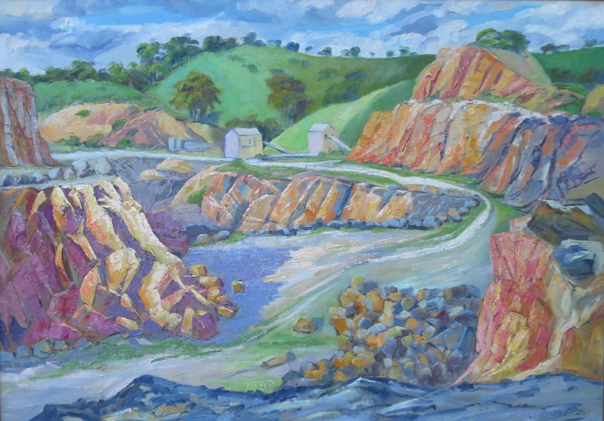Quarry 2 S.A., Ronald C Bell