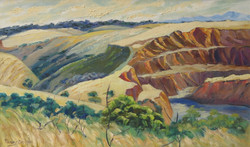 Quarry 3 by Ronald C Bell