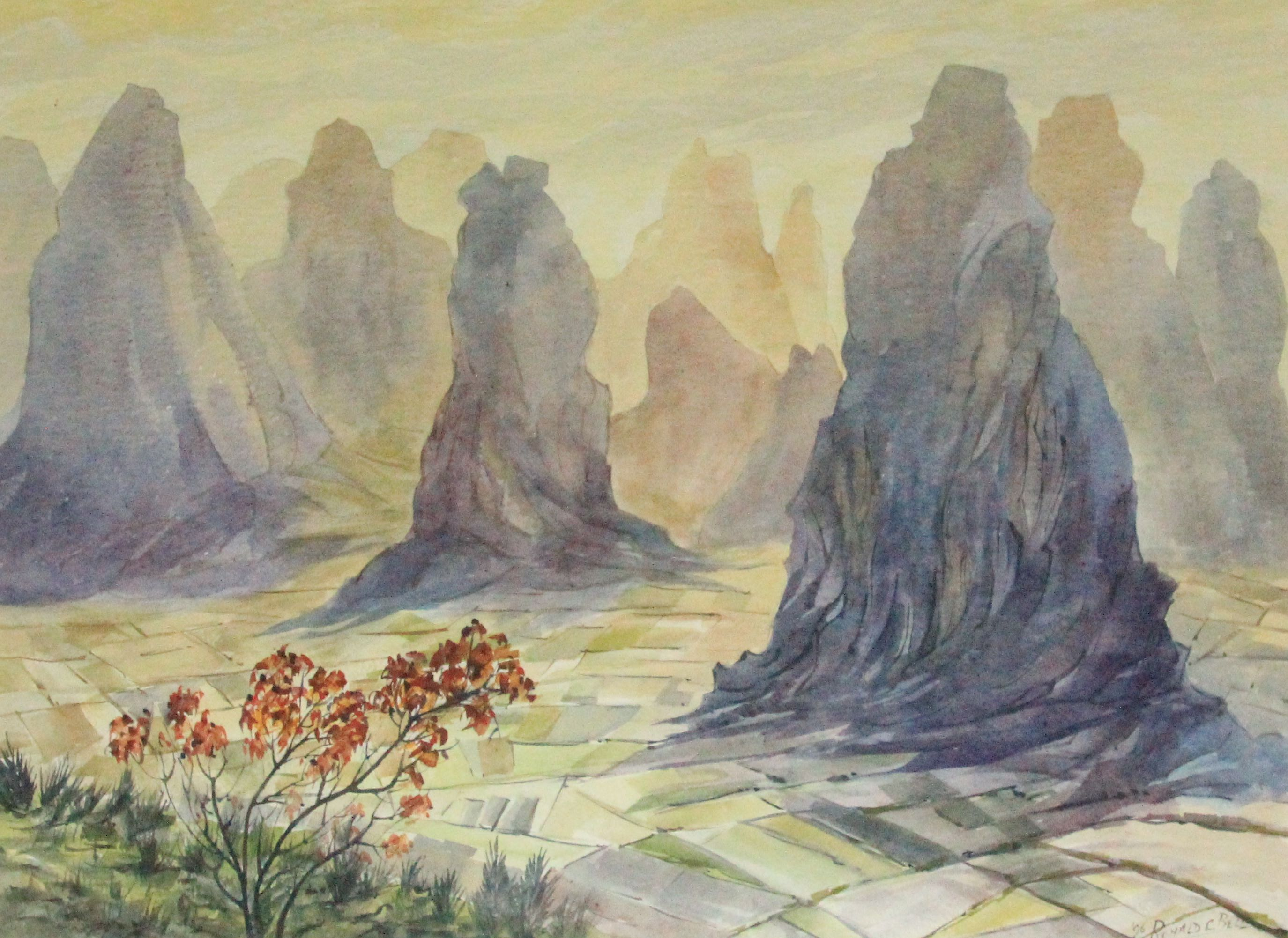 Guilin, China by Ronald C Bell