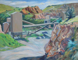 Quarry 5 by Ronald C Bell