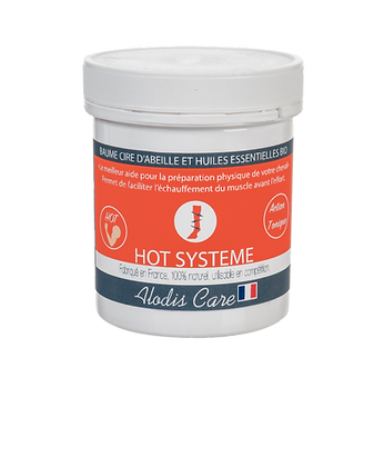 Alodis Care - Baume Hot systeme