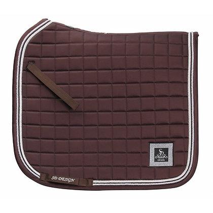 SD Design Tapis dressage strass brown