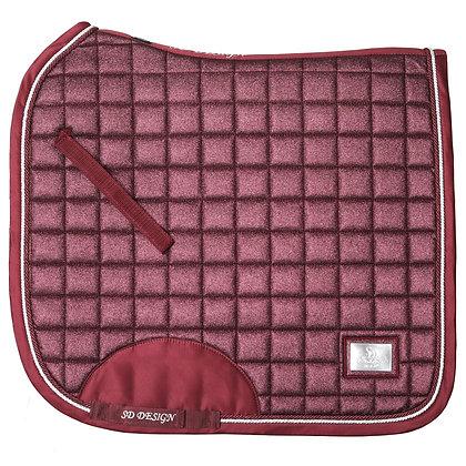 SD Design - Tapis Raspberry Shimmer Dressage