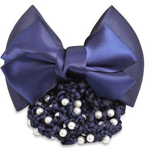 SD Design - Résille marine avec perles