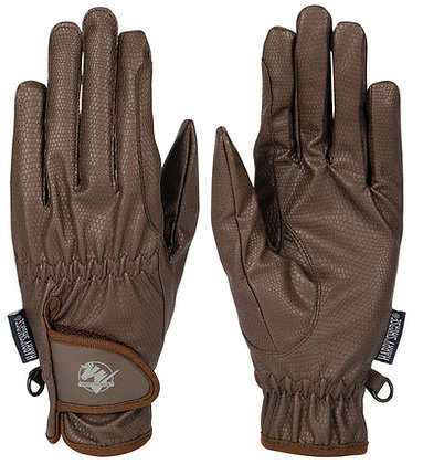 Harry's Horse - Gant top grip marron