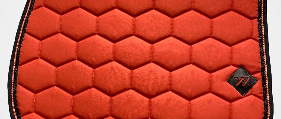 Oxxer - Tapis terracotta mixte