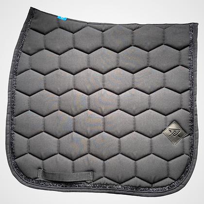 Oxxer - Tapis noir dressage