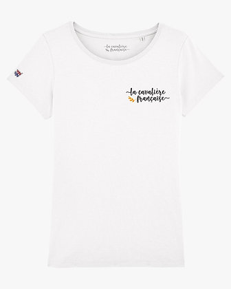 LCFR X Upper Sport - T-Shirt La Cavalière Française