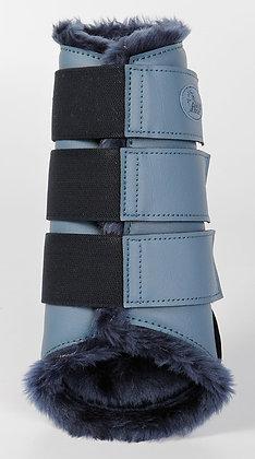 Harry's Horse - Guêtres Flextrainers bleu ciel et marine