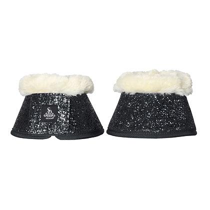 SD Design - Cloches glitter noir