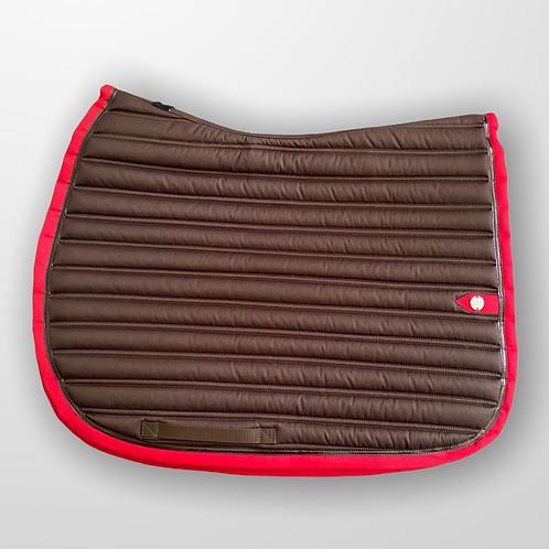 Silver Crown - Tapis Chocolat rouge