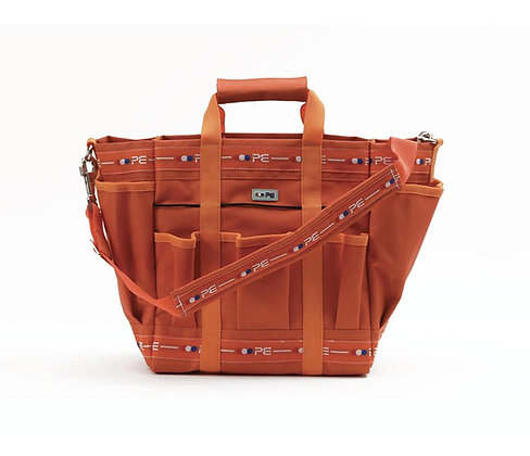 Premier Equine - Sac de pansage orange