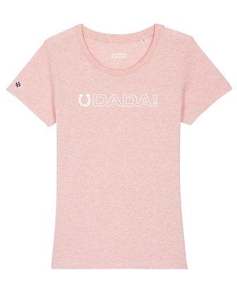 LCFR X Upper Sport - T-Shirt U Dada rose chiné