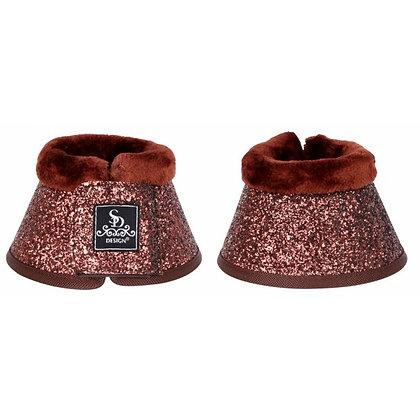 SD Design Cloches à paillettes brown