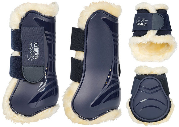Harry's Horse - Set de protections navy