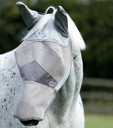 Premier Equine - Buster flly mask Xtra