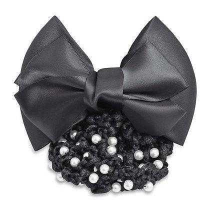 SD Design - Résille noir à perles