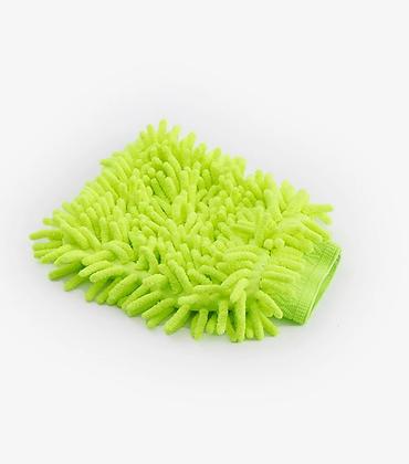 Premier Equine - Gant microfibre vert