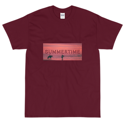 Collection Equine - T-shirt Summertime
