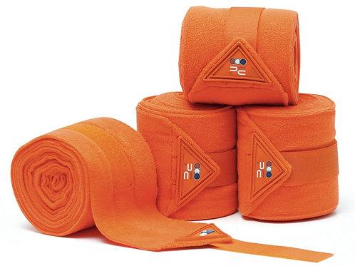Premier Equine - Bandes de polo orange