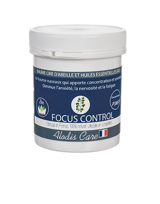 Alodis Care - Baume Focus controle