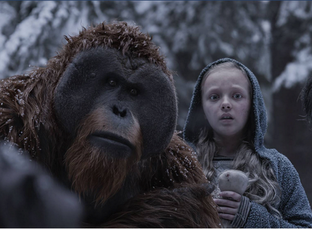 War for the Planet of The Apes: Non-Spoiler Review