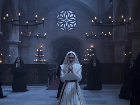 The Nun: Like Sister Act but not good