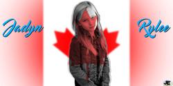 Canada Flag jadyn
