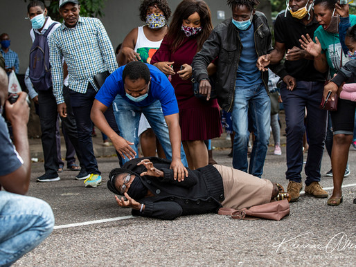 Chaos Erupts at Dept of Labour - Pinetown