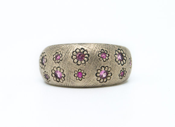 Pink Sapphire Maisy Ring