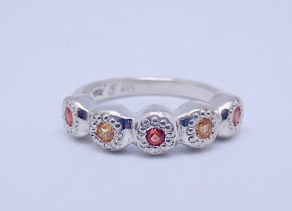 Vintage Maisy Sapphire ring