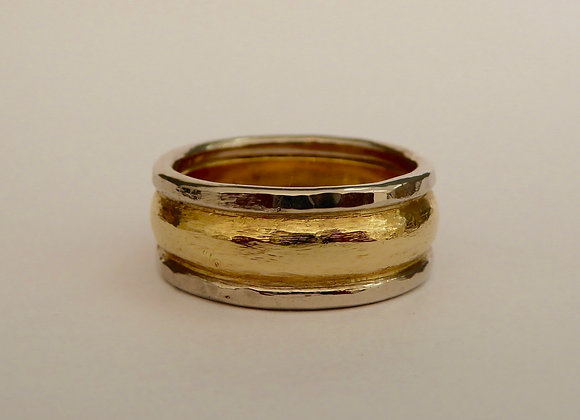 18t Gold Band