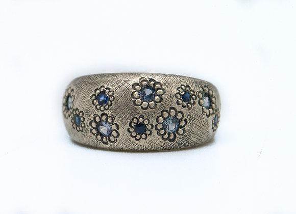 Blue Sapphire Maisy Ring