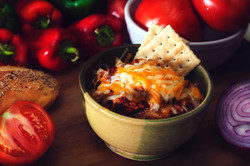 Chili with Cheese