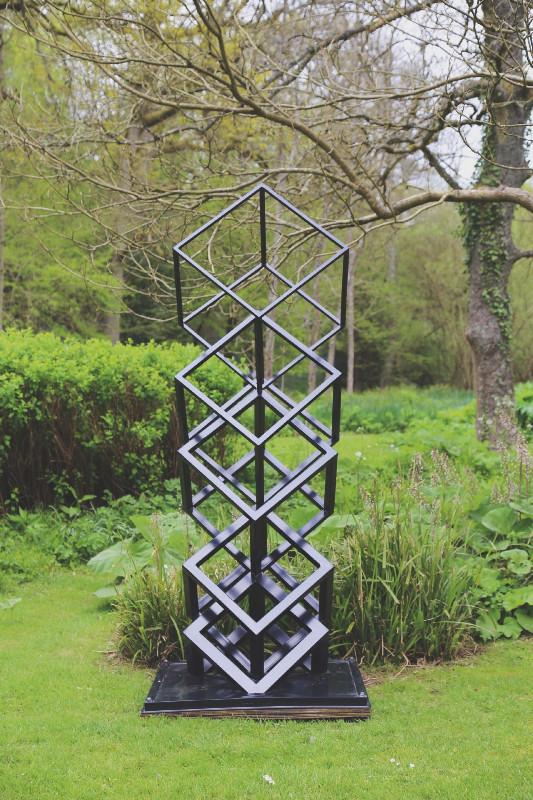Progressive Cube Stack (2013) - Patrick Hurst