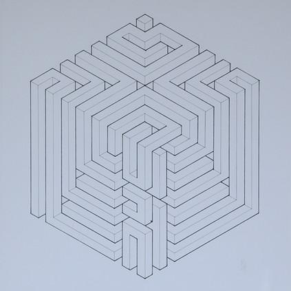 Geometric Cube Study