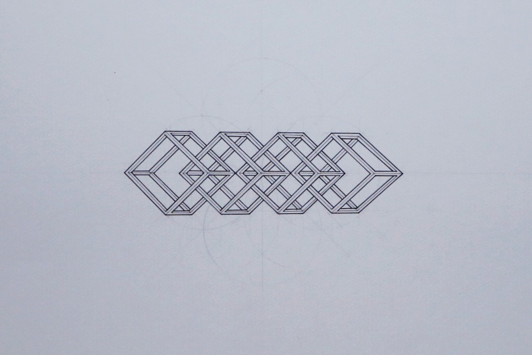 Interlocking Pattern (2014)